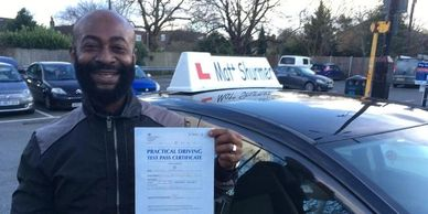 Driving Lessons Course Bromley | Larry M