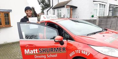 Driving Lessons Near Me Sidcup | Jaiden I