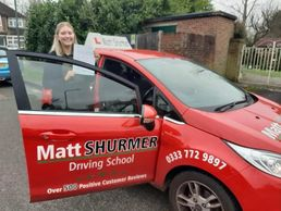Driving Lessons Offers Bromley | Katie M