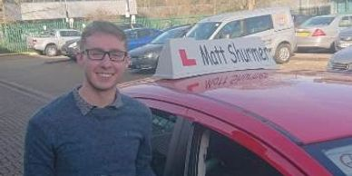 Driving Lessons Theory Sidcup | Shane C