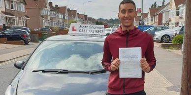 Driving Lessons Welling