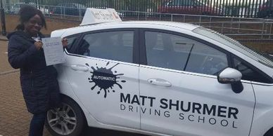 Driving Schools Automatic Gravesend