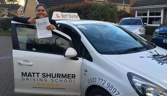 Female Driving Instructor Bromley