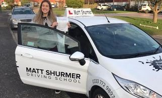 Female Driving Instructors Near Me Swanley | Millie P