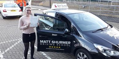 Find A Driving Instructor Near Me Sidcup | Chloe F