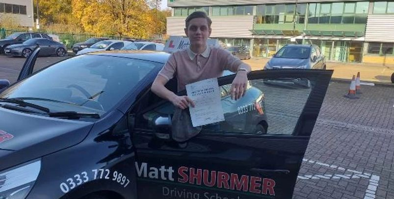 Intensive Driving Lessons Dartford