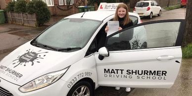 Local Driving Lessons Sidcup | Maddy S
