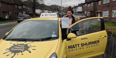 Motor Car Driving Lessons Swanley