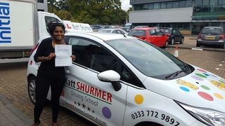 Driving Practical Lessons Sidcup Anouska F