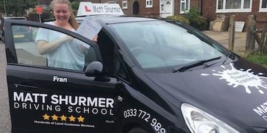 Driving Instructions For Learners Bromley