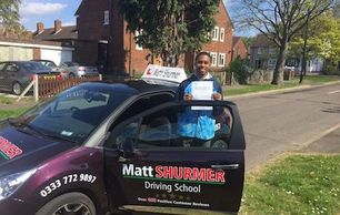 Learning How To Drive UK Welling Antonio M