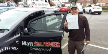 Motoring Schools Sidcup Geovanni A