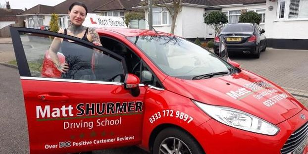 Learning Driving Lessons Sidcup