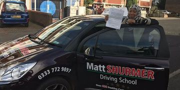 Private Driving Lessons Sidcup Cheryl S