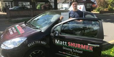 Block Driving Lessons Welling