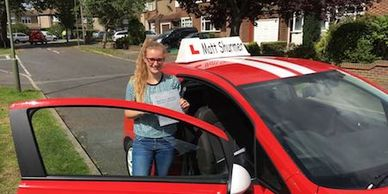Driving Instructor Comparison Bromley
