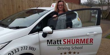 Lucy Gameiro Driving Instructor