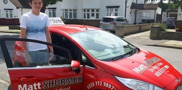 Driving Instructor Comparison Sidcup Joe B