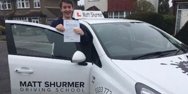 Block Driving Lessons Welling Sam P