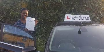 Driving Lessons Female Instructor Swanley