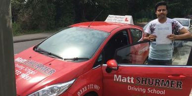 Driving Instructor Course Orpington