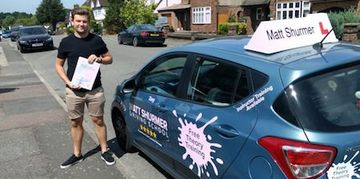 Automatic Driving Lessons Sidcup Max N