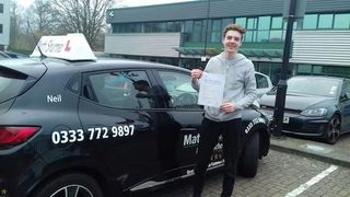 Best Driving Lessons Swanley Lewis P