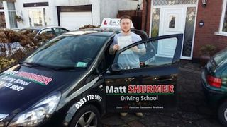 Quick Pass Driving Test Swanley Chris H