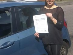 Automatic Driving Lesson Sidcup Holly M