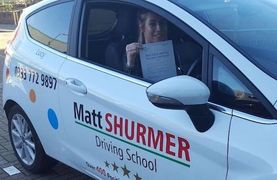 Lady Driving Instructor Sidcup