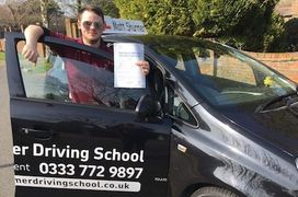 Driving Lessons Female Instructor Swanley James D