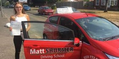 Practical Driving Lessons Bromley Michaela M