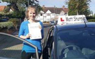 Female Instructors Driving Lessons Welling