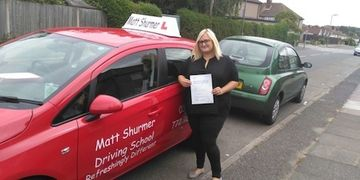 Driving Licence Course Sidcup Jessica H