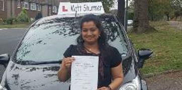 Female Instructors Driving Lessons Sidcup