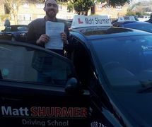 Driving Instructor Reviews In Swanley Darren L