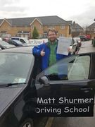 Discount Driving Lessons Swanley Peter D