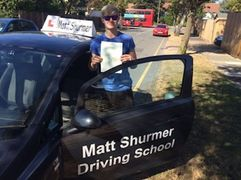 Pass Driving Test Quickly Swanley Ross M