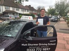 Pass Driving Test Quickly Sidcup Marc W