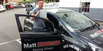 Motor Car Driving Lessons Sidcup Paul Y