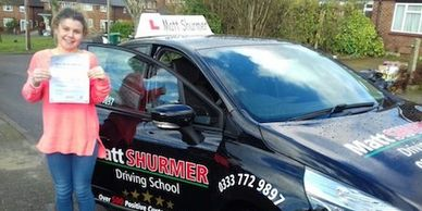 Private Driving Instructors Swanley Deanne F