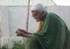 Precious elderly woman, Annamaniamma, who stayed in HOPE for some years. 2011