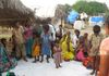One of the very first meetings for HOPE in the tribal village of KB Palem. 2012