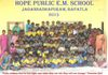 All the HOPE School Children and Staff members in 2013.