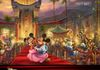 """Mickey & Minnie in Hollywood"" by Thomas Kinkade Studios"