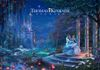 """Cinderella Dancing Under the Stars"" by Thomas Kinkade Studios"