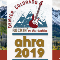 July 21-24 AHRA 2019 Annual Meeting Colorado, CO Sheila is presenting Regents will be exhibiting