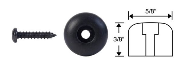 SRB Single Rubber Bumper