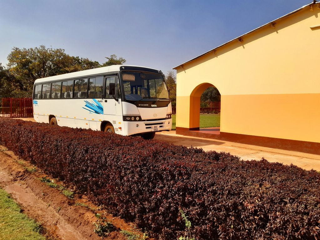 New bus for Twitti Primary School