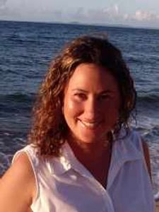 Julie Dechter, owner Vieques Realty and Rentals